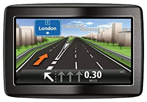 TomTom Via 125 5 Inch Sat Nav with Western Europe Maps
