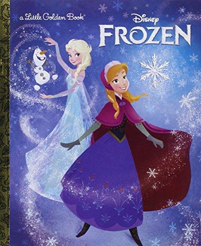 Frozen (Little Golden Books)
