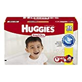 Huggies Snug and Dry Diapers, Size 6, Economy Plus Pack, 140 Count (One Month Supply)