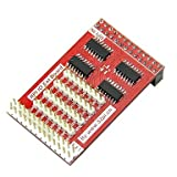 TY Unlimited Cascading IO Expansion Board for Raspberry PI