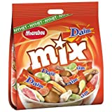 Marabou Daim Mix - Chocolates & Fruity Wine Gums Candy - Bag - (Sweden)