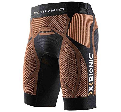 X-Bionic - Pantalones cortos de running para hombre