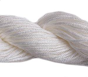 V-SOL Cuerda Línea Cinta De Nylón 1mm*27m Blanco Para DIY Artesanía Nudo Chino   Comentarios de clientes y más información