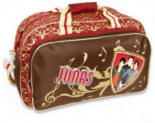 Jonas Bros. Tasche Sporttasche Reisetasche