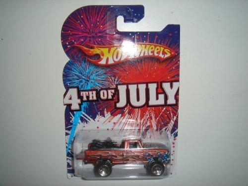 2010 Hot Wheels 4Th Of July Texas Drive 'Em Bronze
