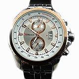 Curren Men Planet Ocean Series Watch (silver)