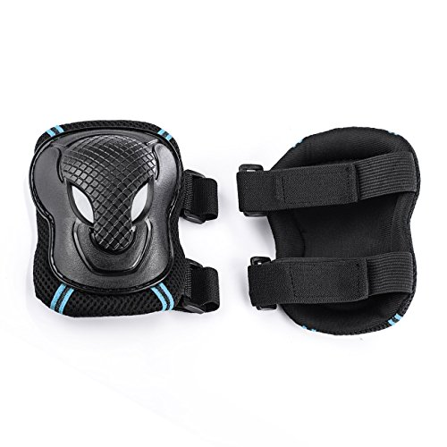 tera-skateboard-roller-blading-elbow-knee-wrist-protective-safety-gear-pad-guard-6pcs-set-size-m-col