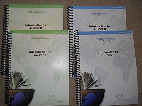 introduction-to-arcgis-i-and-ii-course-lectures-and-exercises-set