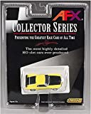 AFX Ford 1969 Mustang Boss 302 #1 Yellow