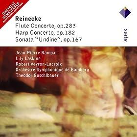 Reinecke : Flute Concerto In D Major Op.283 : III Moderato