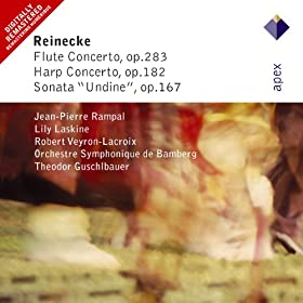 Reinecke : Flute Sonata In E Minor Op.167, 'Undine' : III Andante Tranquillo