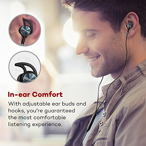 TaoTronics Wired Earbuds