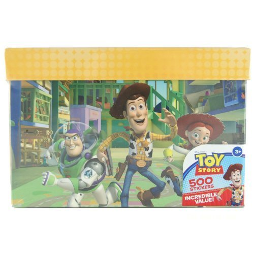 Disney Toy Story Stickers 500 Count - 1
