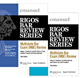 img - for Rigos Multistate Two Volume Set (Rigos Bar Review) book / textbook / text book