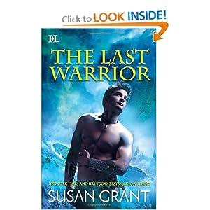 The Last Warrior - Susan Grant