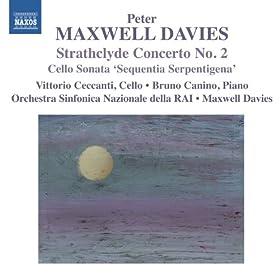 Maxwell Davies: Strathclyde Concerto No. 2