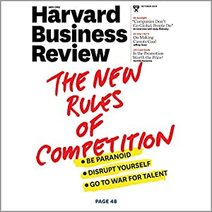 Harvard Business Review, October 2015 Periodical