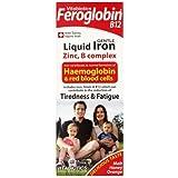 Vitabiotics Feroglobin-B12 Iron Supplement Liquid, 200ml