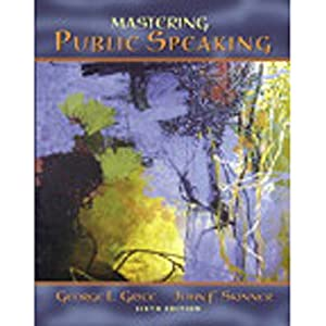 VangoNotes for Mastering Public Speaking, 6/e | [George L. Grice, John F. Skinner]