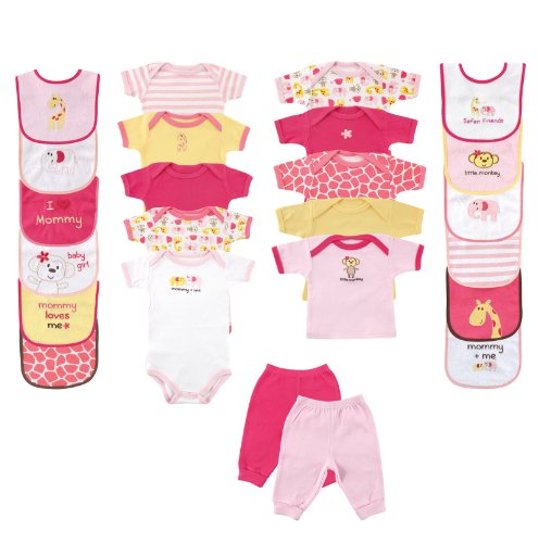 Girls Baby Bedding 2980 front