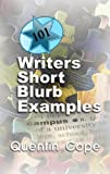 img - for 101 Writers Short Blurb Examples book / textbook / text book