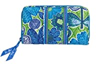 Vera Bradley Accordion Wallet in Dood…