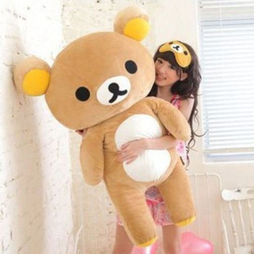 New 80cm Cute San-x Bear 31