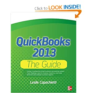 Download QuickBooks 2013 The Guide (Quick Guides) ebook
