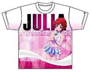 アイドルマスターMILLIONLIVE! フルグラフィックTシャツ ジュリア