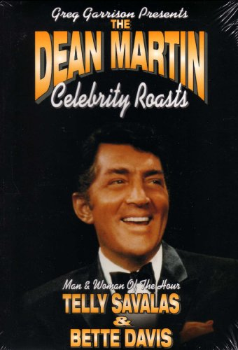 Dean Martin Celebrity Roasts DVD Box Set - Time Life ...