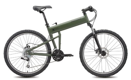 Montague Paratrooper 18in frame - High Quality Folding Bicycle