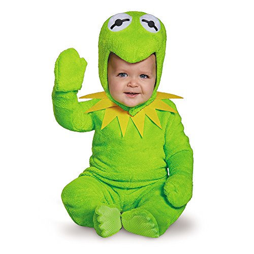 Disguise Baby Boys' Kermit Infant Costume