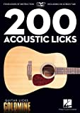 200 Acoustic Licks: Guitar Licks Goldmine