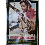Cartel cine - Movie Poster : GUERRERAS ROJAS - Original