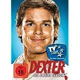 """Dexter - Die zweite Season [4 DVDs]von """"Michael C. Hall"""""""
