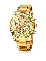 Akribos XXIV Reloj de cuarzo Man AK865YG 41 mm