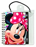 National Design Disney Minnie Deluxe Autograph Book and Pen (12473A)