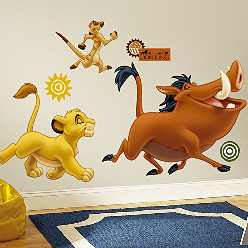 Import-AnglaisDisney-The-Lion-King-Giant-Wall-Stickers