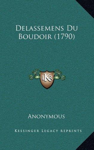 Delassemens Du Boudoir (1790)