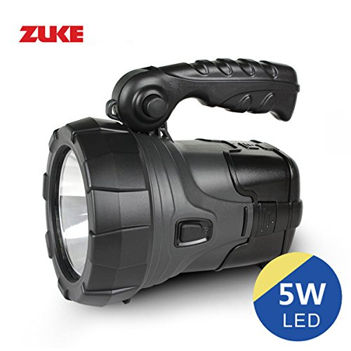 ZUKE® Super Bright and Powerful Solar Rechargeable