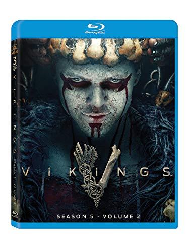 Blu-ray : Vikings: Season 5 - Volume 2 (3 Discos)
