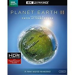 Planet Earth II [4K Ultra HD + Blu-ray]