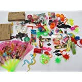 Fat-catz-copy-catz Lot de 50 petits cadeaux pour anniversaire ou piñata