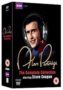 The Alan Partridge Complete Box Set [DVD]