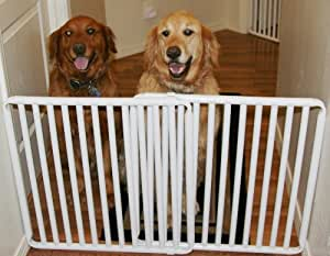 Rover Company Cat and Dog Gate Extensions, 24-Inch