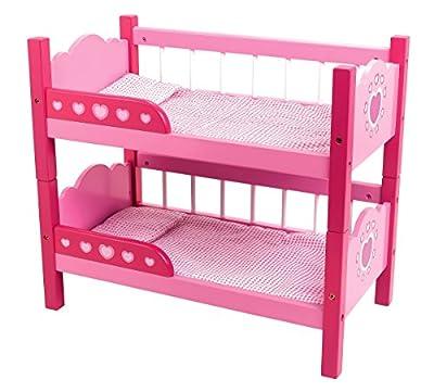 Dolls World Bunk Beds