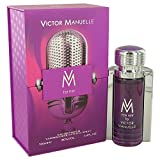 VM by Victor Manuelle Eau De Toilette Spray 3.4 oz for Men (Tamaño: 3.4 oz)