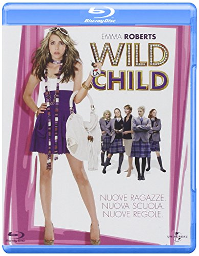 Wild child [Blu-ray] [IT Import]