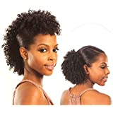 Freetress Equal Synthetic Drawstring Ponytail - COIL UP