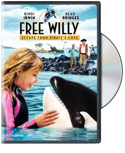 Cover art for  Free Willy: Escape from Pirate's Cove